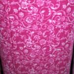 Tonal Scroll Pink 108 inch