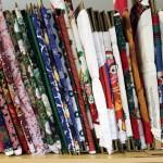 Fabric Christmas Prints