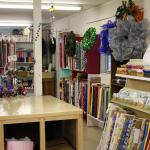 Fabric, Fat Quarters, Squares