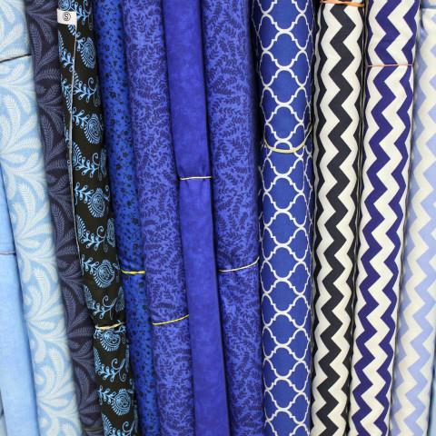 New Fabric Blues