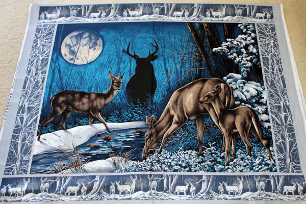 Moonlight Serenade Wall Hanging