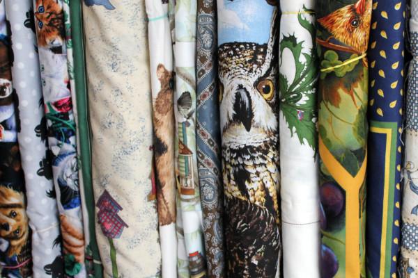 Colorful Cotton Panels
