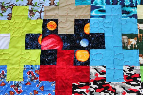 Puzzle Quilt