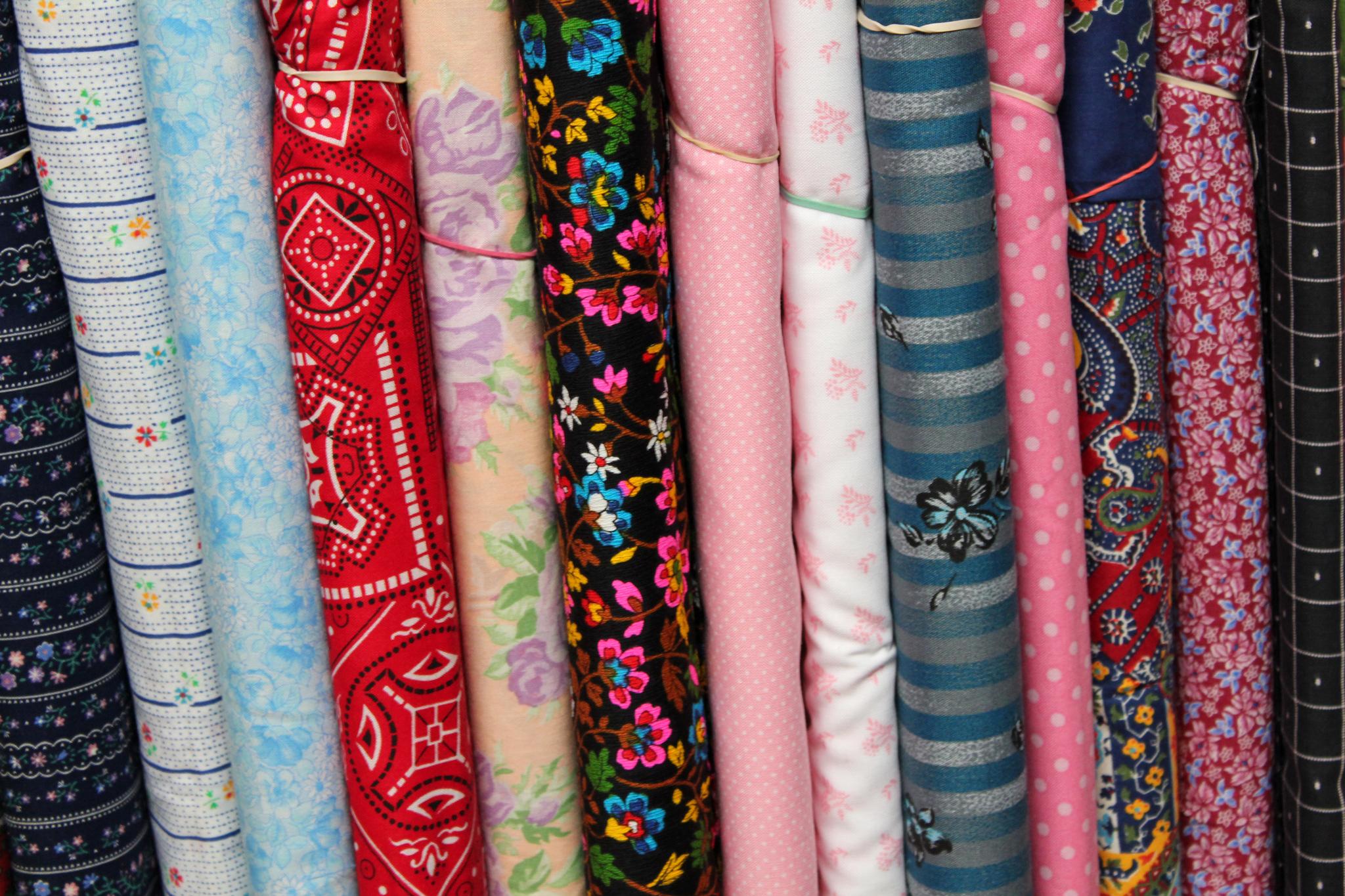 Cotton Floral Prints