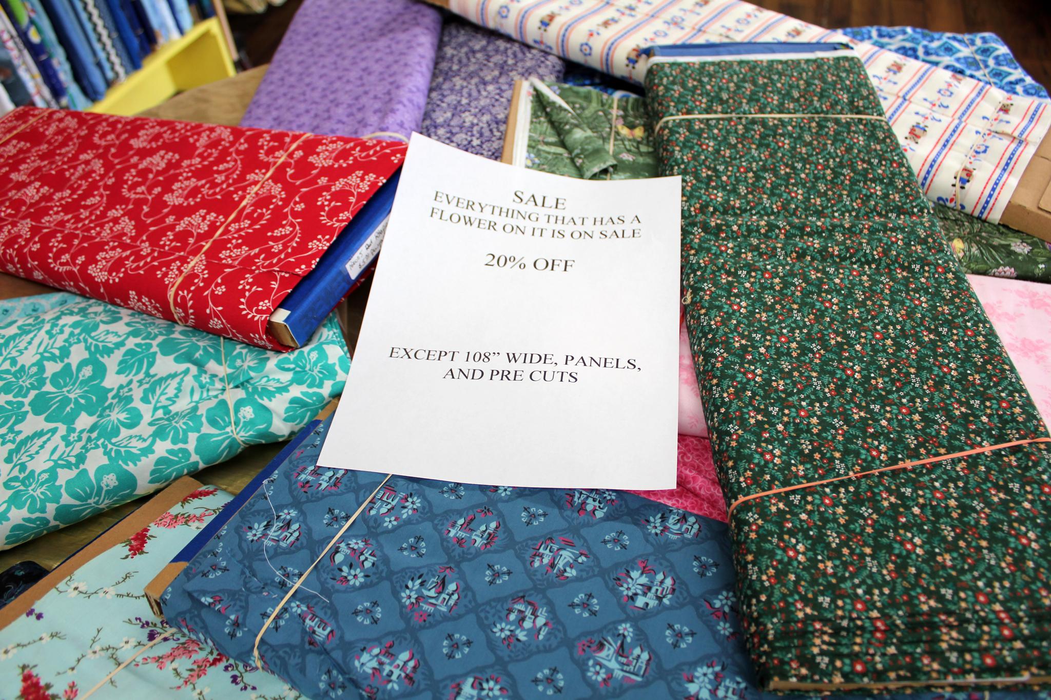 Floral Prints Sale