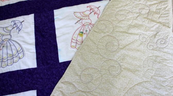 Parasol Lady Quilt