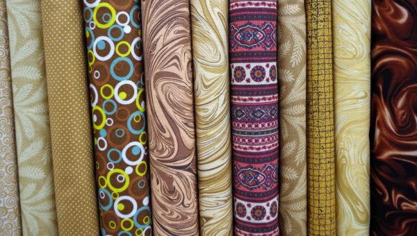Cotton Fabric Prints