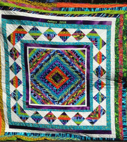 Jeffrey's Quilt