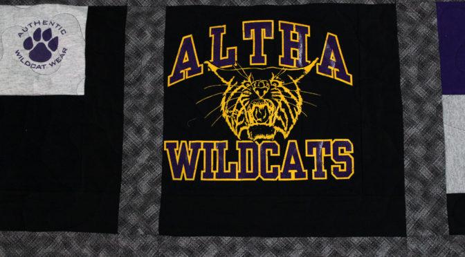 Altha Wildcats Quilt