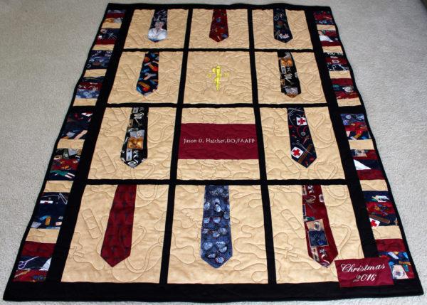 Medical Tie Quilt