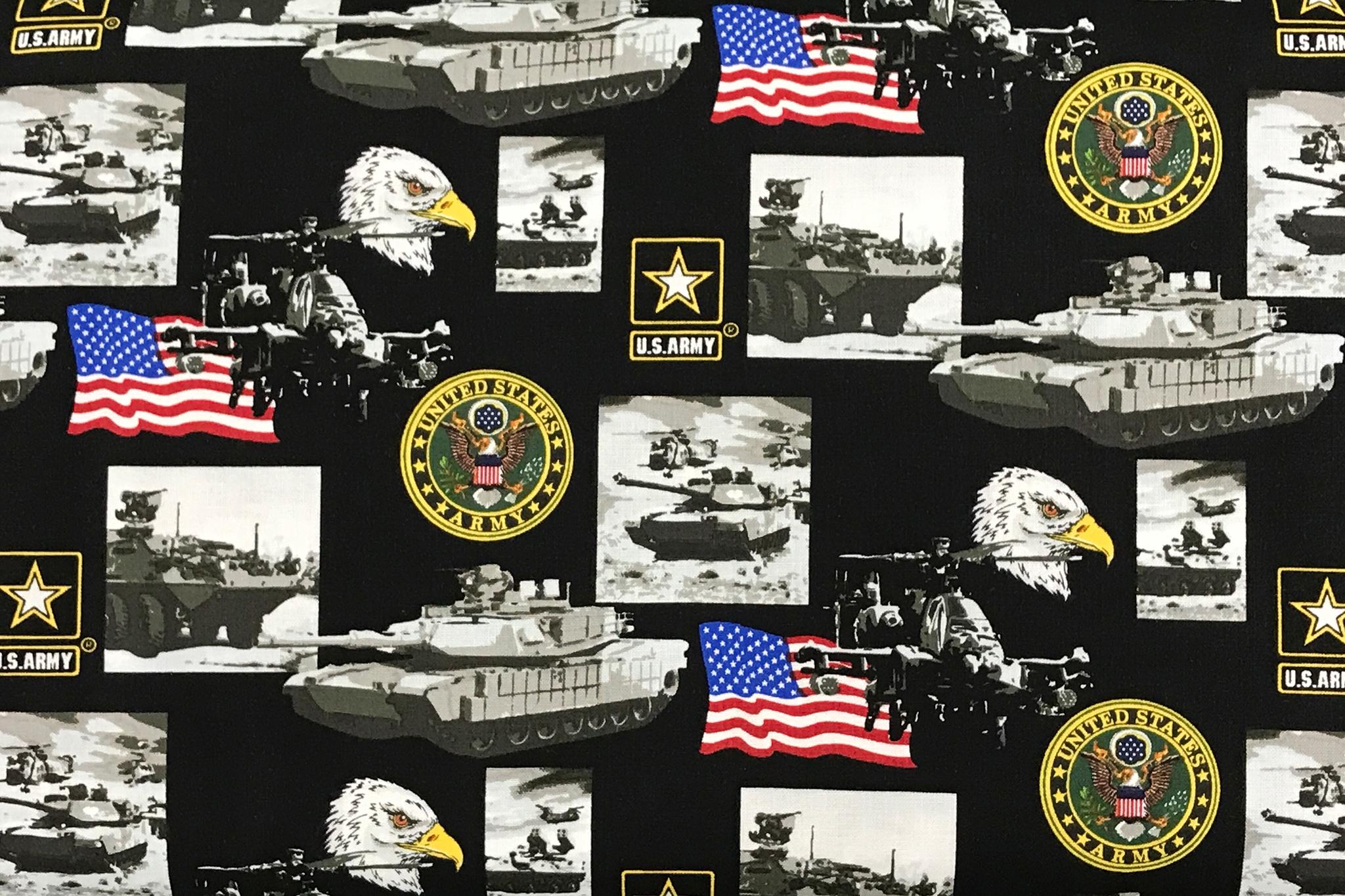 US Army Print