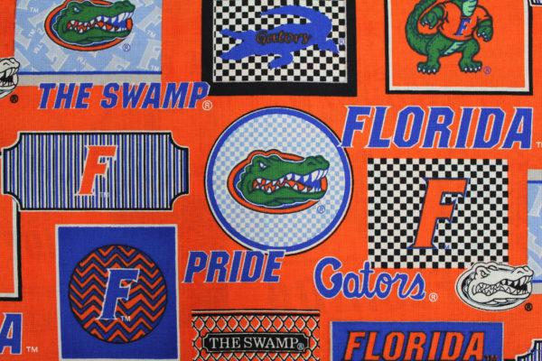 Florida Gators Patch Print