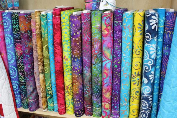 Colorful Batiks