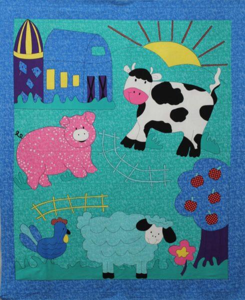 Farm Animal Panel