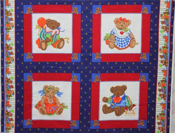 Teddy Bear Panel