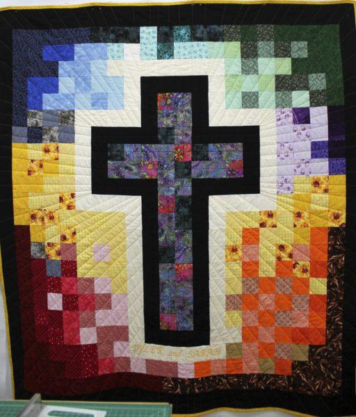 Anniversary Cross Quilt