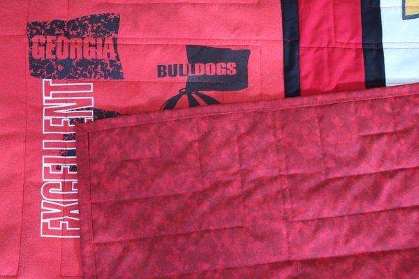 Georgia Bulldogs Throw