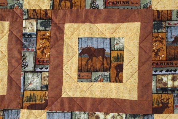 Western Mountain Quilt
