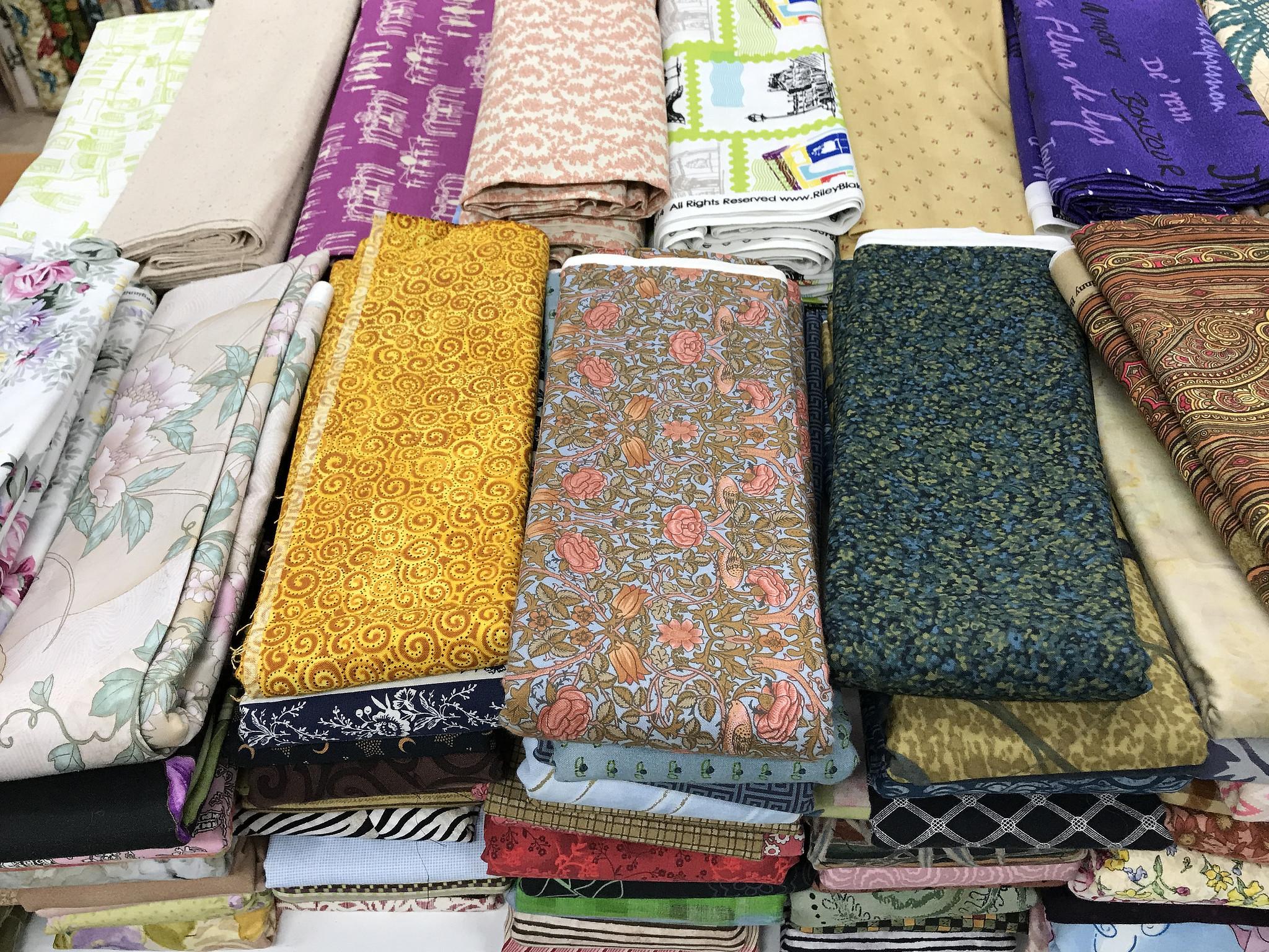 $3 per yard Fabric