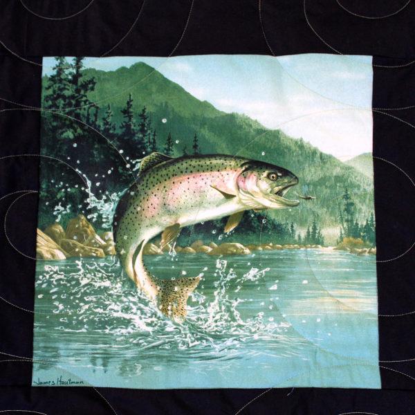 Fishing Throw