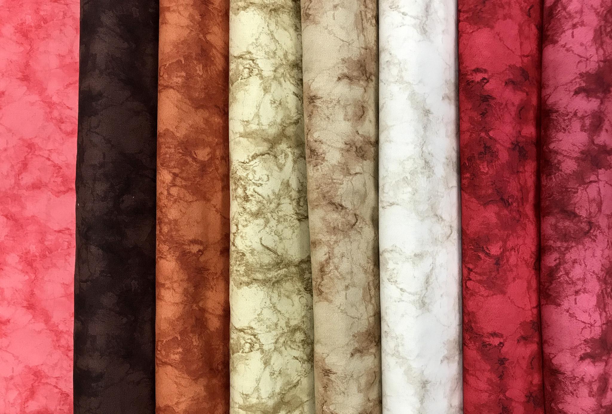 Marble Cotton Print