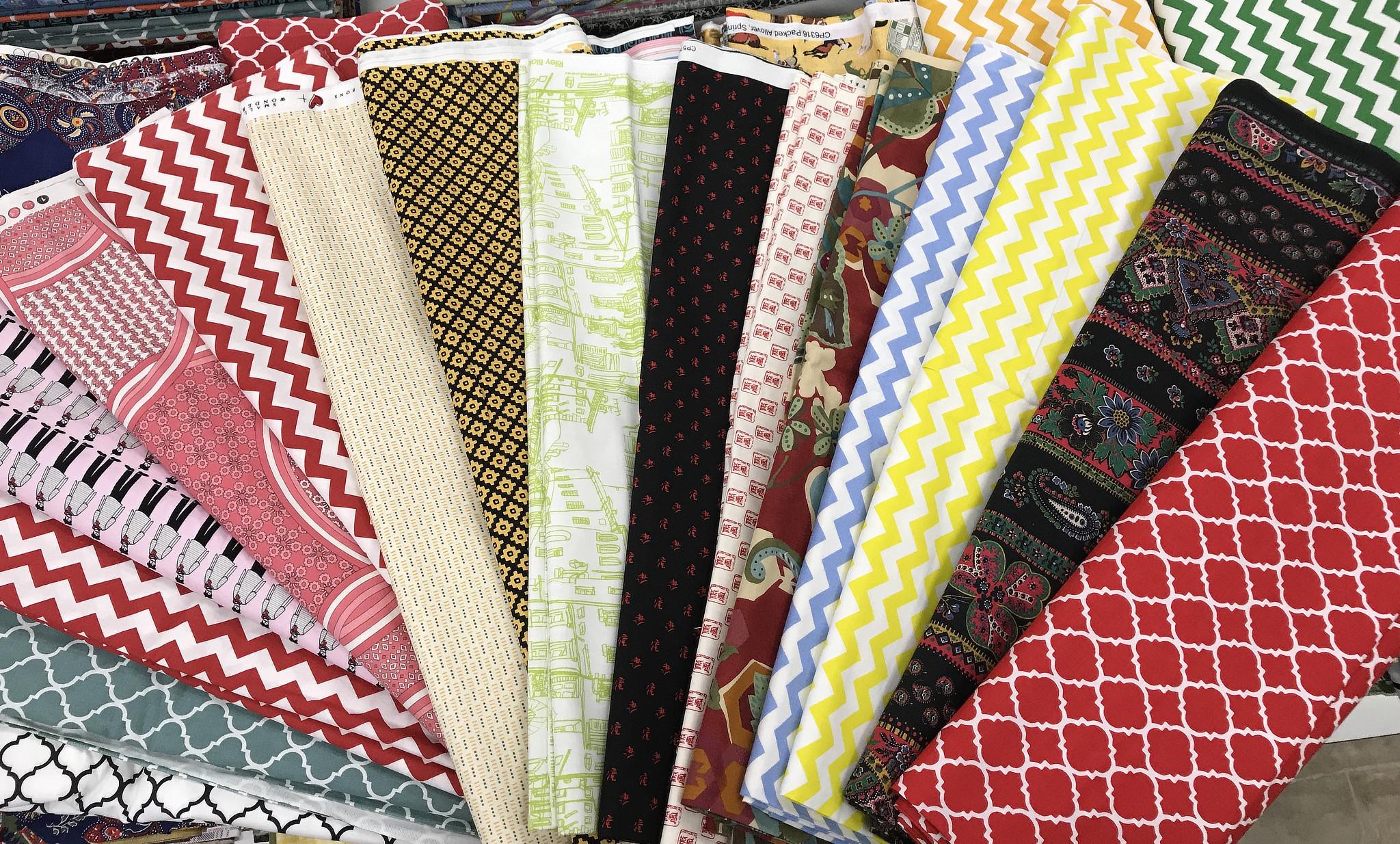 Big Fabric Sale