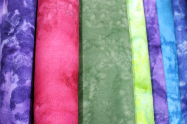 Tie-Dye Solids
