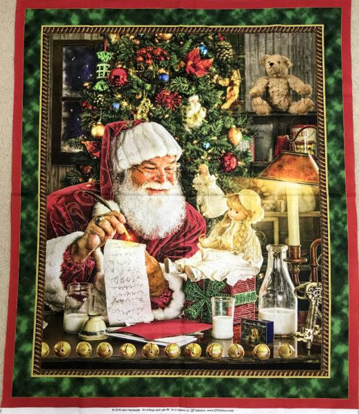 HD Santa Panel