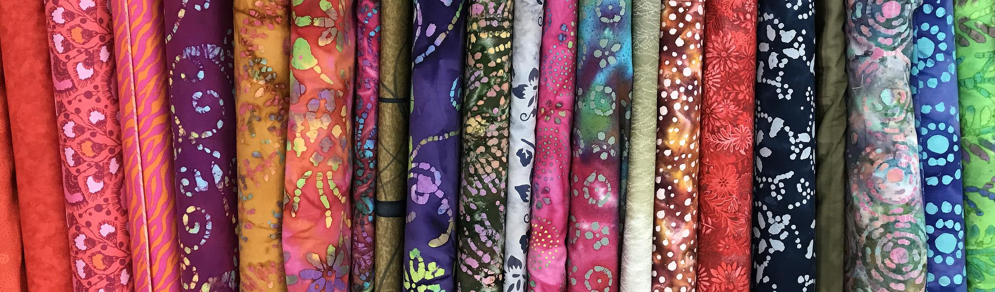 Beautiful Batiks