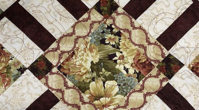 Susan's Yorkshire Rose Quilt
