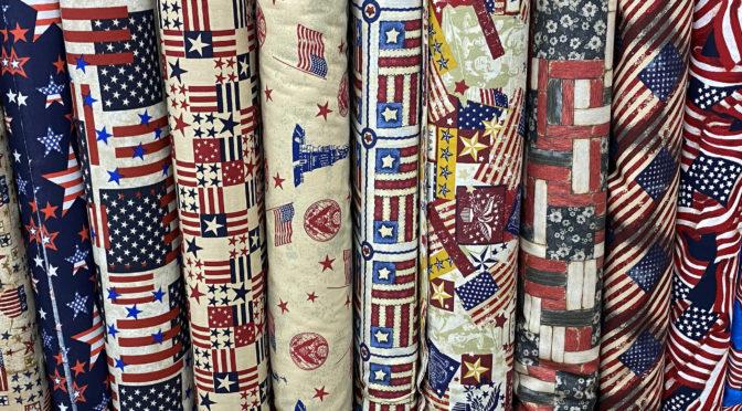 Colorful Cotton Fabric