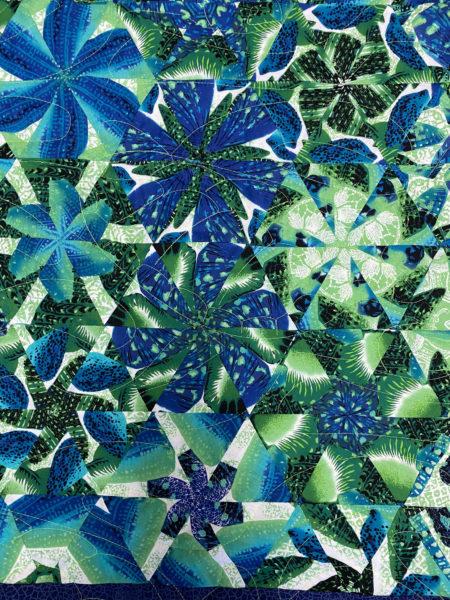 Diane's Seashells Quilt