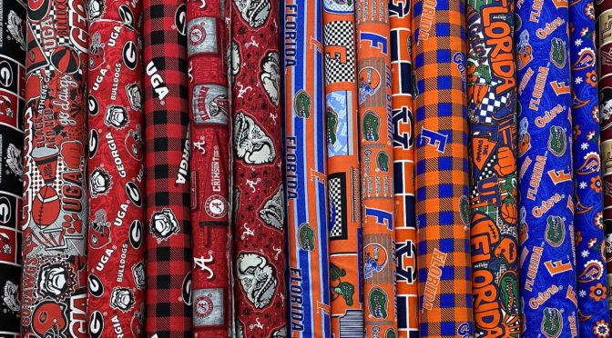 Collegiate Fabric
