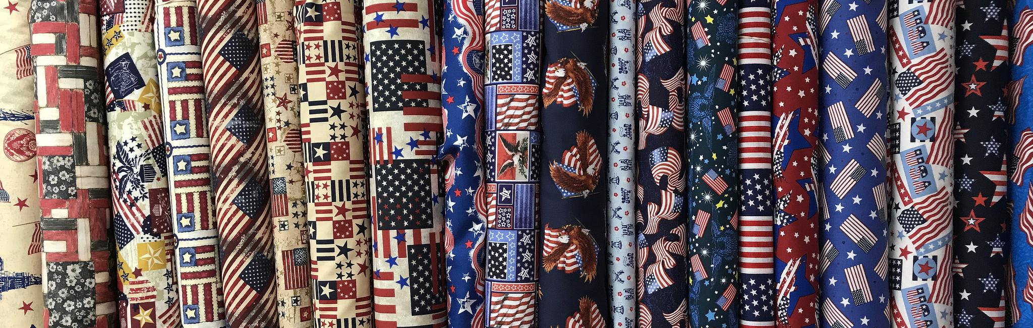 USA Patriotic Prints