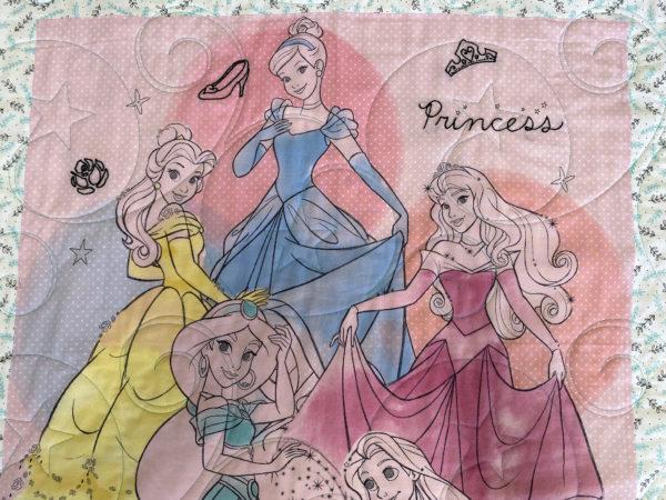 Becky's Princess Quilt