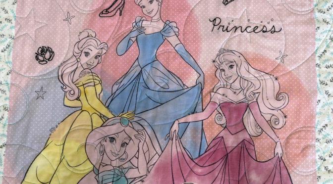 Becky's Princess Quilt!