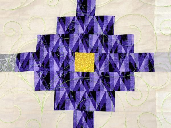 Patti's Southwest Cross Quilt