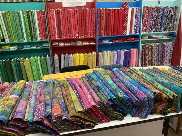 Beautiful Batiks and More