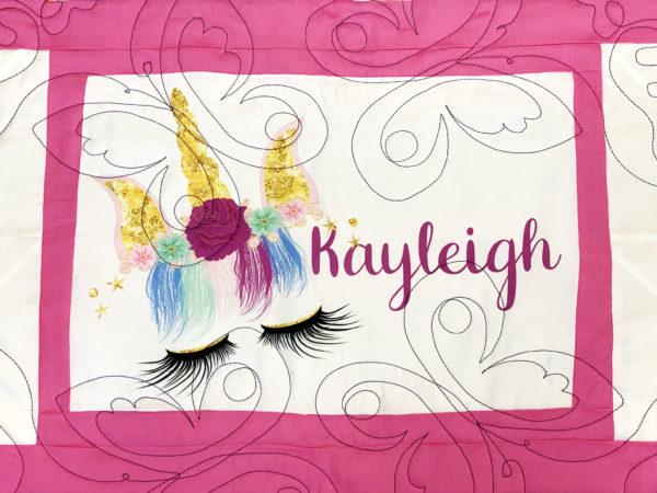 Pretty N Pink Pinwheel Quilt by Lywanda