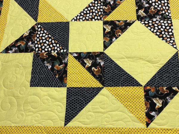 Angela's Carpenter's Star Quilt